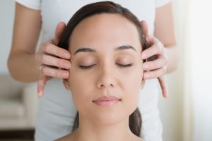 indian head massage at superb eyebrows