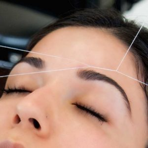 eyebrow threading in Hyde cheshire
